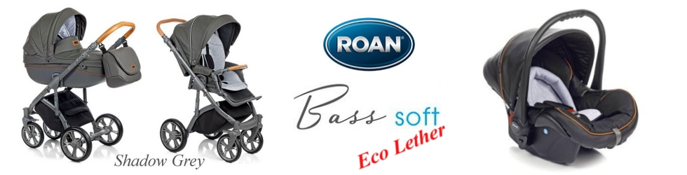 Roan Bass Soft Eco Lether