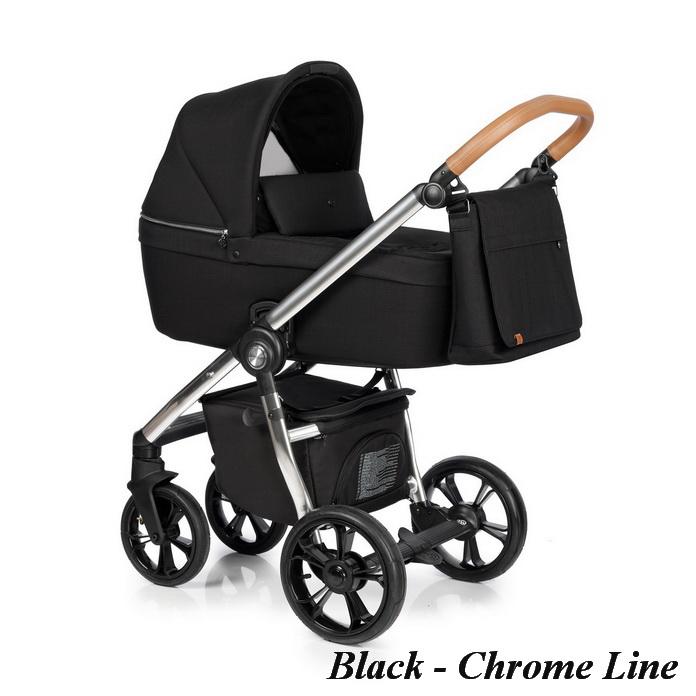 2d99b37911bc4 Roan wózek COSS Chrome Line (16 kolorów) w wer.2w1, 3w1 lub 4w1